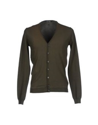 Guess By Marciano Cardigans Military Green