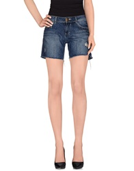 0051 Insight Denim Shorts Blue