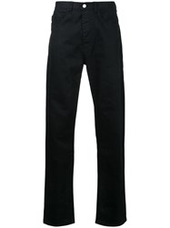 Ex Infinitas Classic Relaxed Jeans Cotton Black