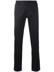 Hugo Boss Casual Skinny Trousers Blue
