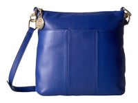 Tommy Hilfiger Signature Pebble Crossbody Cobalt Cross Body Handbags Blue