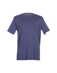 Dockers T Shirts Dark Blue