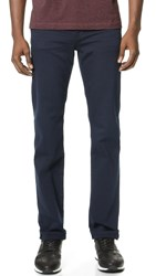 7 For All Mankind Slimmy Slim Straight Luxe Performance Colored Jeans Night Navy