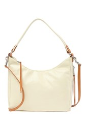Hobo Delilah Leather Shoulder Bag Magnolia