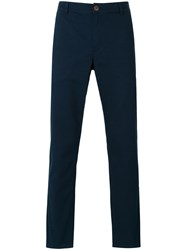 A Kind Of Guise Classic Chinos Blue