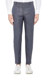 Brooklyn Tailors Unstructured Trousers Grey