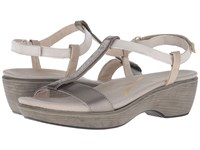 Naot Footwear Marsanne Pewter Leather Dusty Silver Leather Satin Gold Leather Pewter Women's Sandals