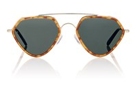 Smoke X Mirrors Geo Ii Sunglasses Multi