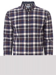 Joules Forrester Check Shirt Fig Check