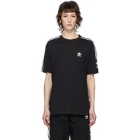 Adidas Originals Black Lock Up T Shirt