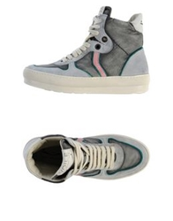 Voile Blanche High Tops And Trainers Grey
