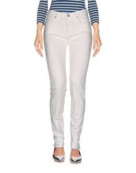 Selected Femme Jeans White