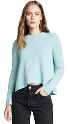 360 Sweater Cashmere London Sea Foam