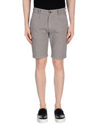 Authentic Original Vintage Style Bermudas Grey