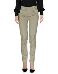 Jei O O' Casual Pants Military Green