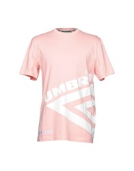 House Of Holland T Shirts Pink