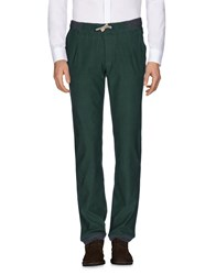 Capobianco Casual Pants Emerald Green