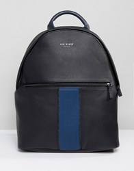 Ted Baker Backpack Webbing Black