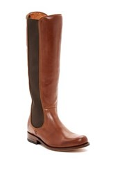 Frye Riding Chelsea Boot Brown