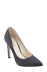 Nine West Women's 'Tatiana' Pointy Toe Pump Grey Suede