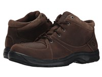 Dunham Addison Dark Brown Men's Lace Up Boots