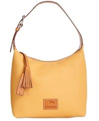Dooney And Bourke Paige Sac Hobo Dandelion