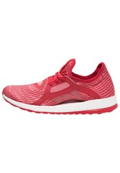 Adidas Performance Pureboost X Trainers Ray Red Vapour Pink White
