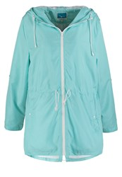 Twintip Parka Mint Turquoise