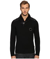 Philipp Plein Fort Myers Pullover Black