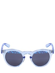 Italia Independent I Plastik 0922 Transparent Sunglass