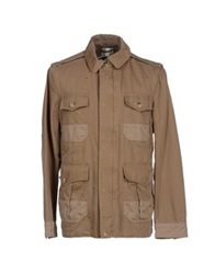Historic Research Jackets Military Green