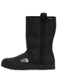 The North Face Base Camp Waterproof Short Rain Boots Black