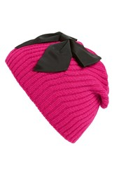 Women's Kate Spade New York Diagonal Rib Knit Beanie