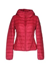 Roy Rogers Roger's Down Jackets Garnet