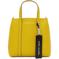 Marc Jacobs Yellow The Tag Tote