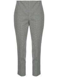 Polo Ralph Lauren Houndstooth Cropped Trousers 60