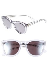 Wildfox Couture Women's 'Classic Fox Deluxe' 52Mm Sunglasses Crystal
