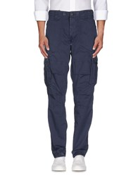 Aeronautica Militare Trousers Casual Trousers Men Dark Blue