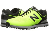 New Balance Golf Nbg518 Lime Men's Shoes Green