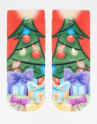 Living Royal Christmas Tree Socks Multi