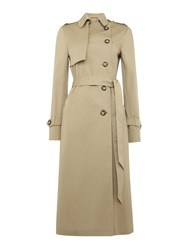 Linea Cheri Oversized Trench Neutral