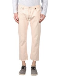 Citizens Of Humanity Trousers 3 4 Length Trousers Men Apricot