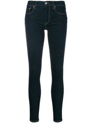 Polo Ralph Lauren Mid Rise Skinny Jeans 60