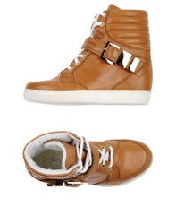Islo Isabella Lorusso Footwear High Tops And Trainers Women Brown