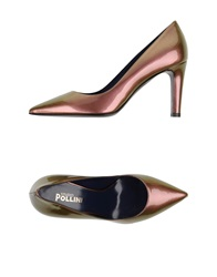 Studio Pollini Pumps Pink