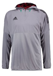Adidas Performance Tanf Long Sleeved Top Grey