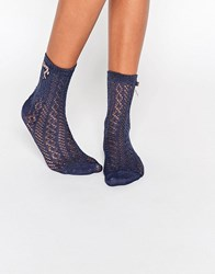 Jonathan Aston Angelic Sock Blue