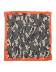 Dsquared2 Square Scarves Military Green