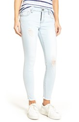 Kut From The Kloth Women's Connie Ripped Skinny Ankle Jeans