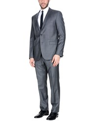 Paoloni Suits Grey
